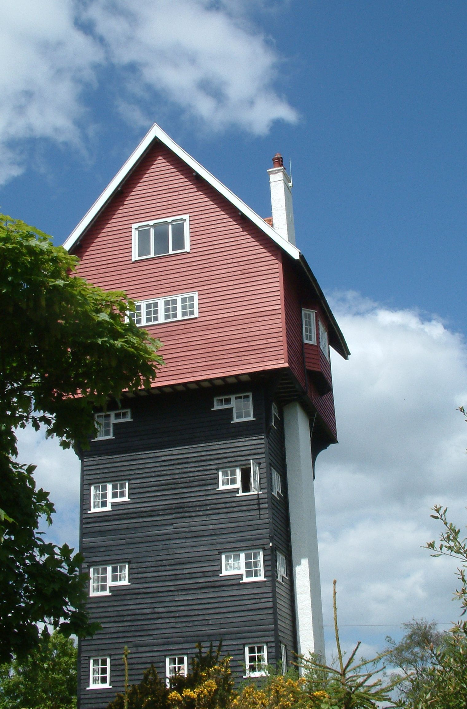 The House in the clouds, Thorpeness Suffolk