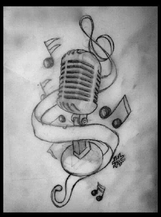 Pin By Margarita Blanco Iglesias On Tattoo Ideas Music Drawings Music Notes Drawing Music Tattoo Designs