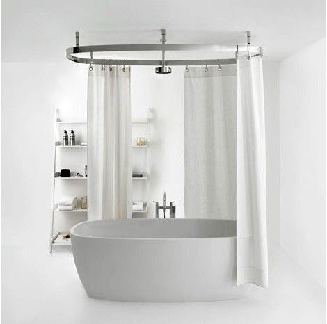 17 Best images about shower on Pinterest | Track, Double shower ...