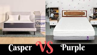 Purple Vs Casper Mattress Review Casper Mattress Casper Mattress Reviews Mattress