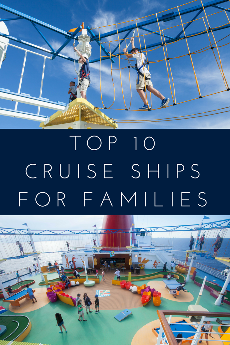 Best Family Cruises 2019 Best Cruise Ships for Families: 2019 Cruisers' Choice Awards in