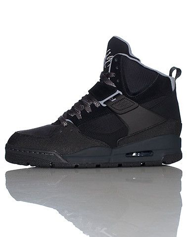 24ac1ed007ad JORDAN Lace up front closure Velcro cross strap up top Padded tongue with  logo Embroidered logo stitching on back