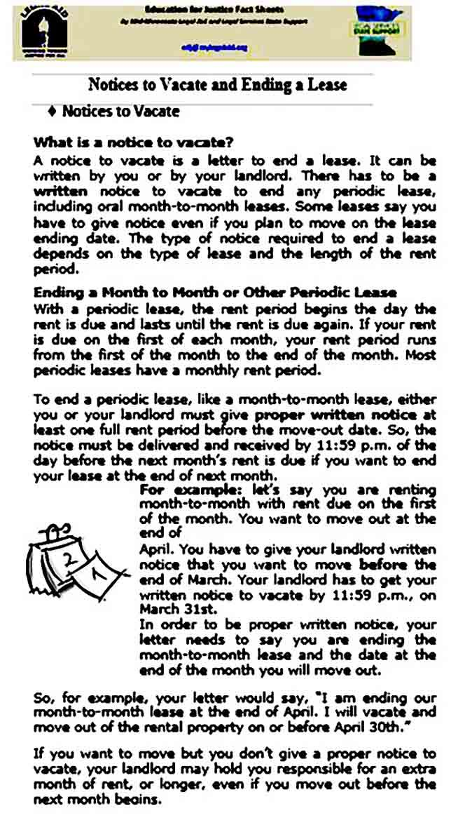 Eviction Notice Template and how to make it interesting to