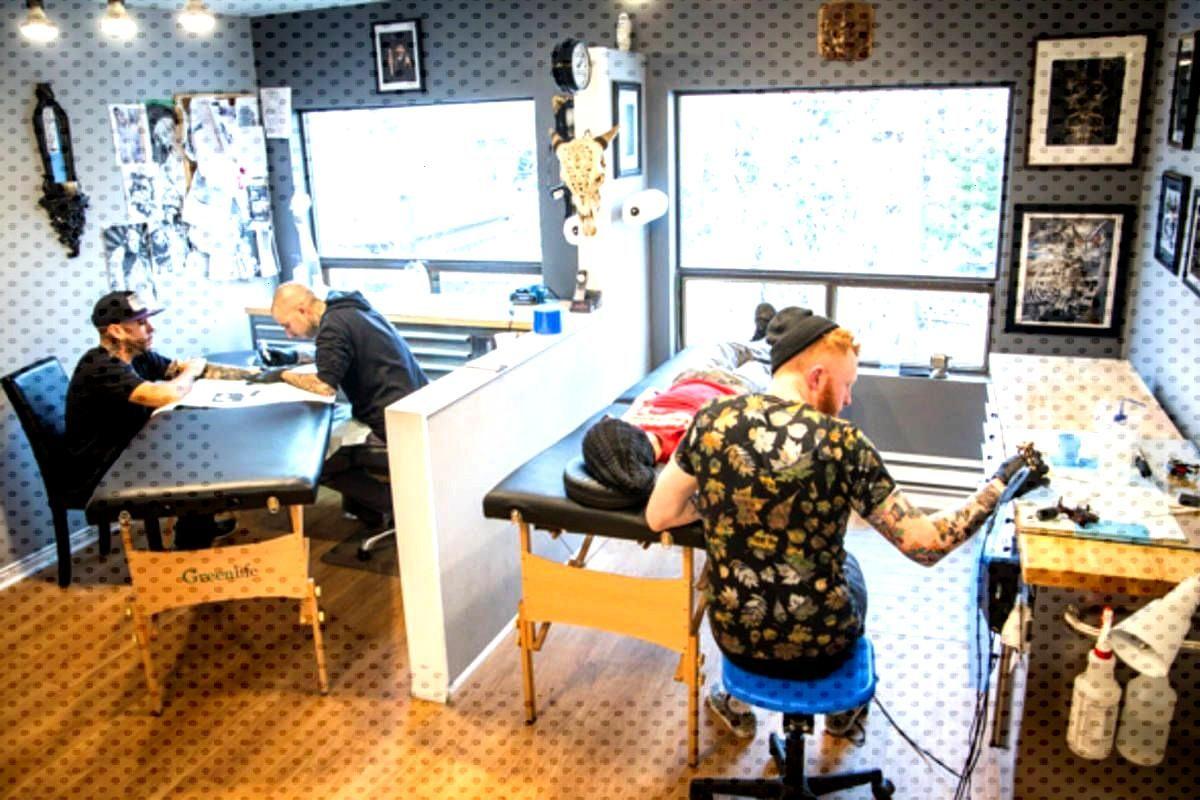 Archive Tattoo Studio - blogTO - Toronto