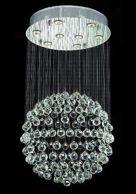 Chandeliers crystal chandelier lighting chandeliers bathroom seven light chandelier aloadofball Gallery