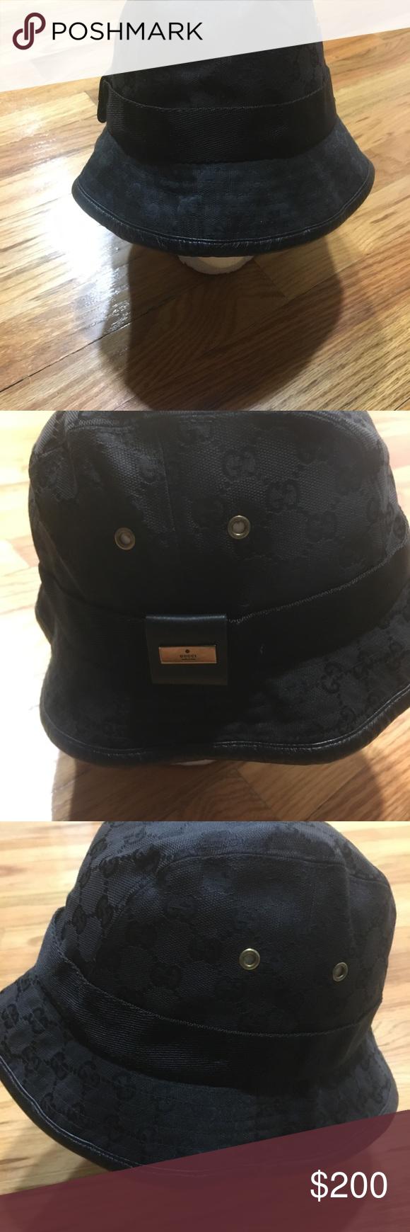 8b70faacfb7 Gucci bucket hat Gucci bucket hat Gucci Accessories Hats