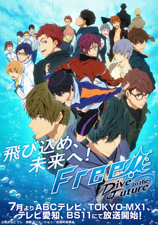 Pin by Somebody on •free!• Iwatobi swim club, Anime