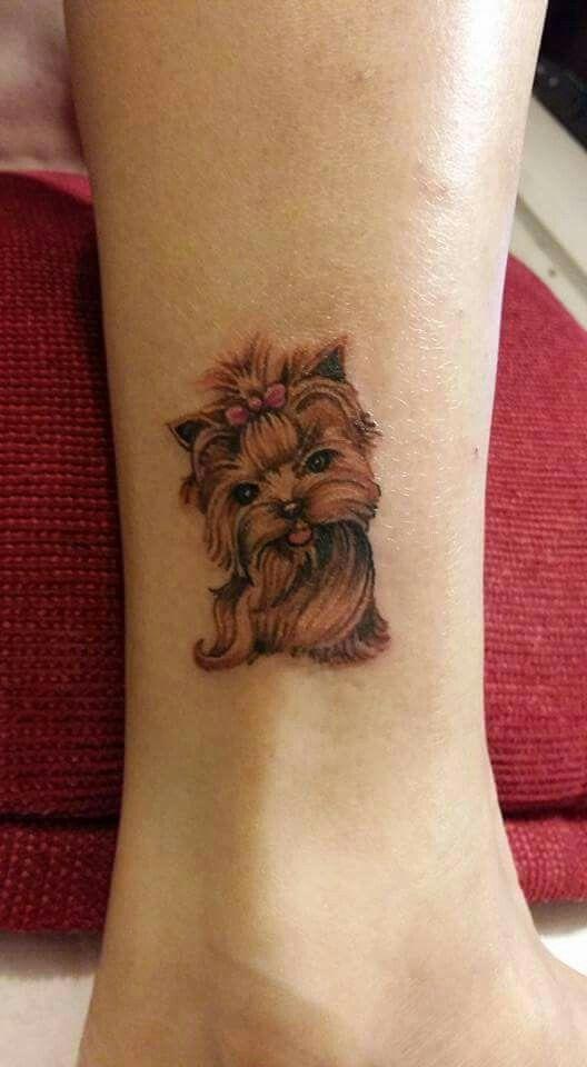Tatuagem Yorkshire Instagram