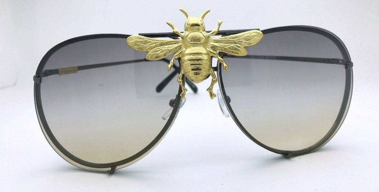 51b8b5a4a39 I ll Be Rich Forever Bee Sunglasses - Limited Summersicle Edition