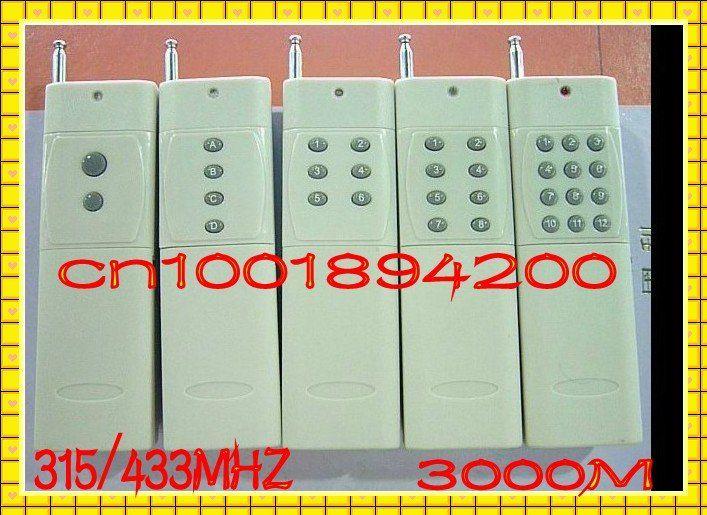 $267.54 (Buy here: https://alitems.com/g/1e8d114494ebda23ff8b16525dc3e8/?i=5&ulp=https%3A%2F%2Fwww.aliexpress.com%2Fitem%2F3000M-Radio-Controller-Transmitter-2-4-6-8-12CH-Buttons-RF-Wireless-Remote-Control-315-433%2F606443593.html ) 3000M Radio Controller/Transmitter 2/4/6/8/12CH/ Buttons RF Wireless Remote Control/315/433.9MHZ IC PT2260 4.7M 9V battery for just $267.54