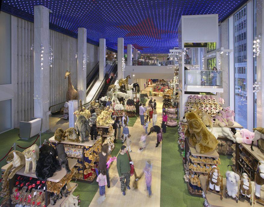 FAO Schwarz to Close Architectural Lighting Magazine Retail