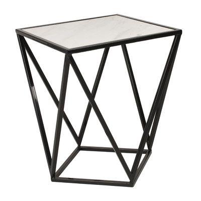 customer image zoomed maison amenagement appartement table accent en metal table auxiliaire en