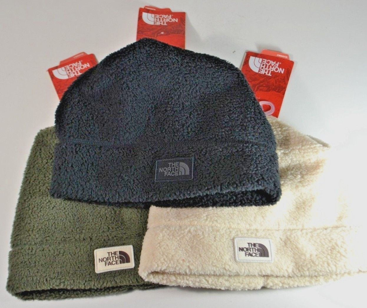 23c74b8173c Hats 163543  Nwt The North Face Mtn Culture Sherpa Beanie Hat One Size 3  Colors -  BUY IT NOW ONLY   14.99 on  eBay  north  culture  sherpa  beanie   colors