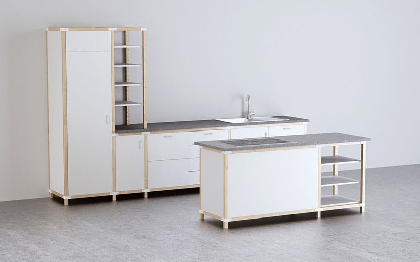 Ikea Hacka Catalogodiseno 28 Kitchen Units Furniture Concrete Kitchen