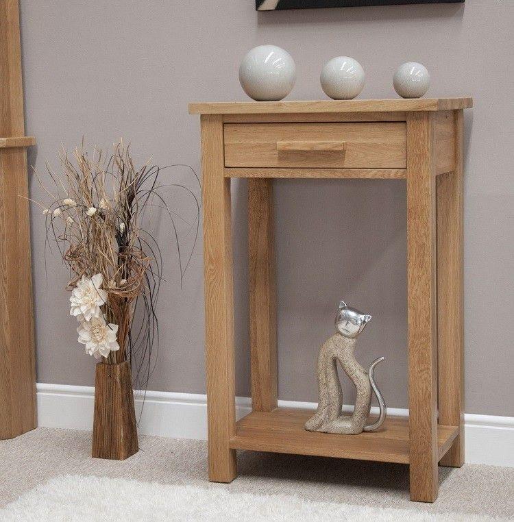 Entradas y recibidores con encanto - 50 ideas para decorar   Mesas ...