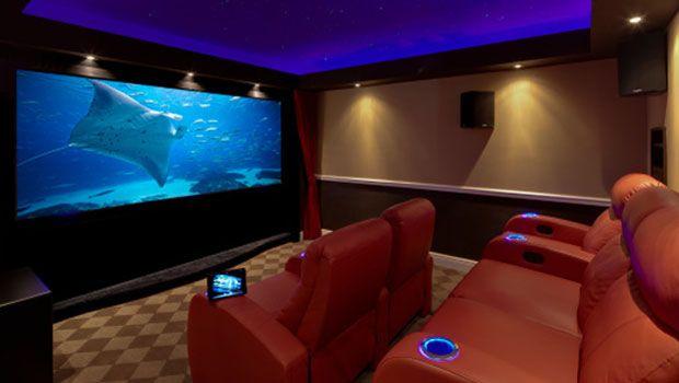 Apuesta por la rentable industria cinematogr fica - Sala cine en casa ...