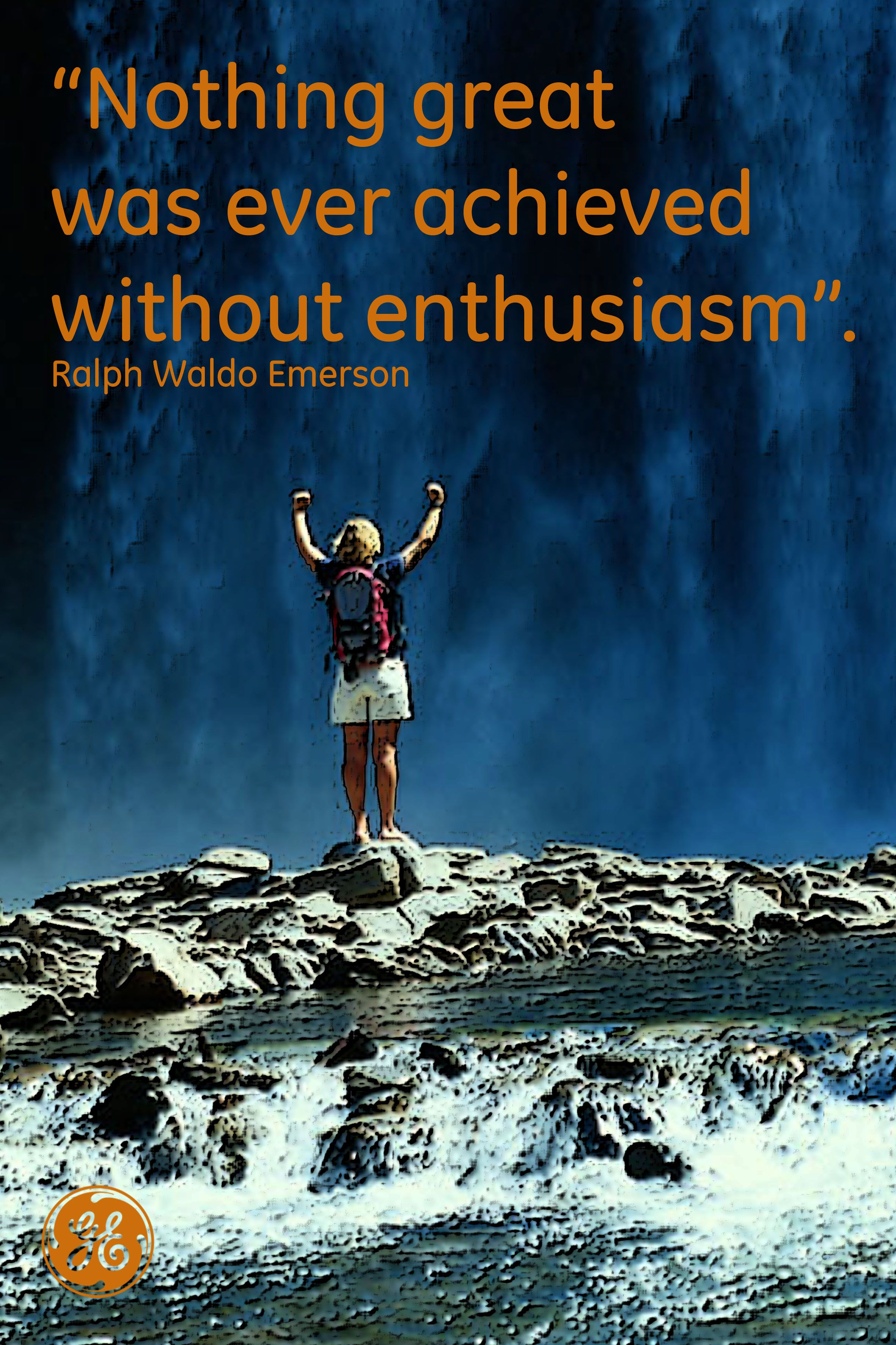 Spiritual Uplifting Quotes Nothing Great Was Ever Achieved Without Enthusiasm Gehealthcare