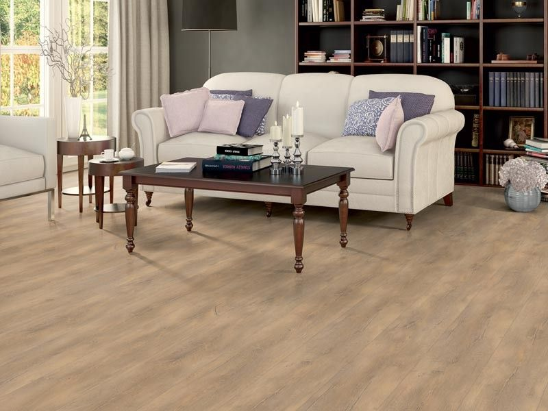 Elf Verdon Oak Beige Laminated Flooring Unifit Ctm Stylish