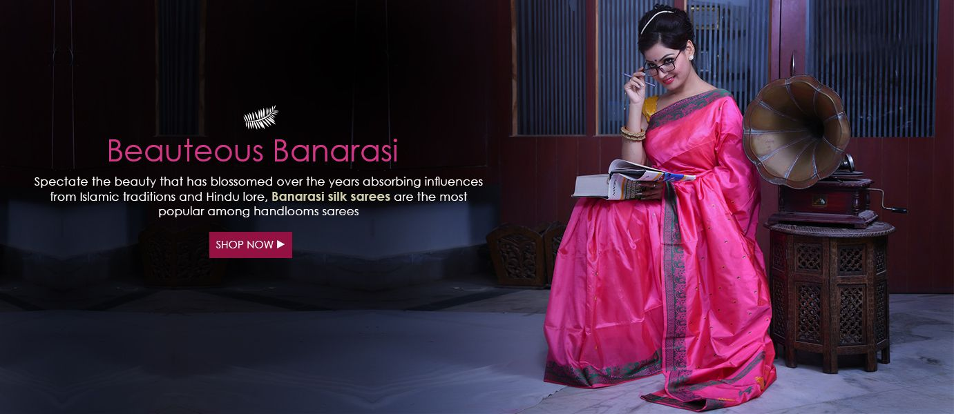 1b08bdbfe0620 10 Best banarasi silk sarees images in 2019