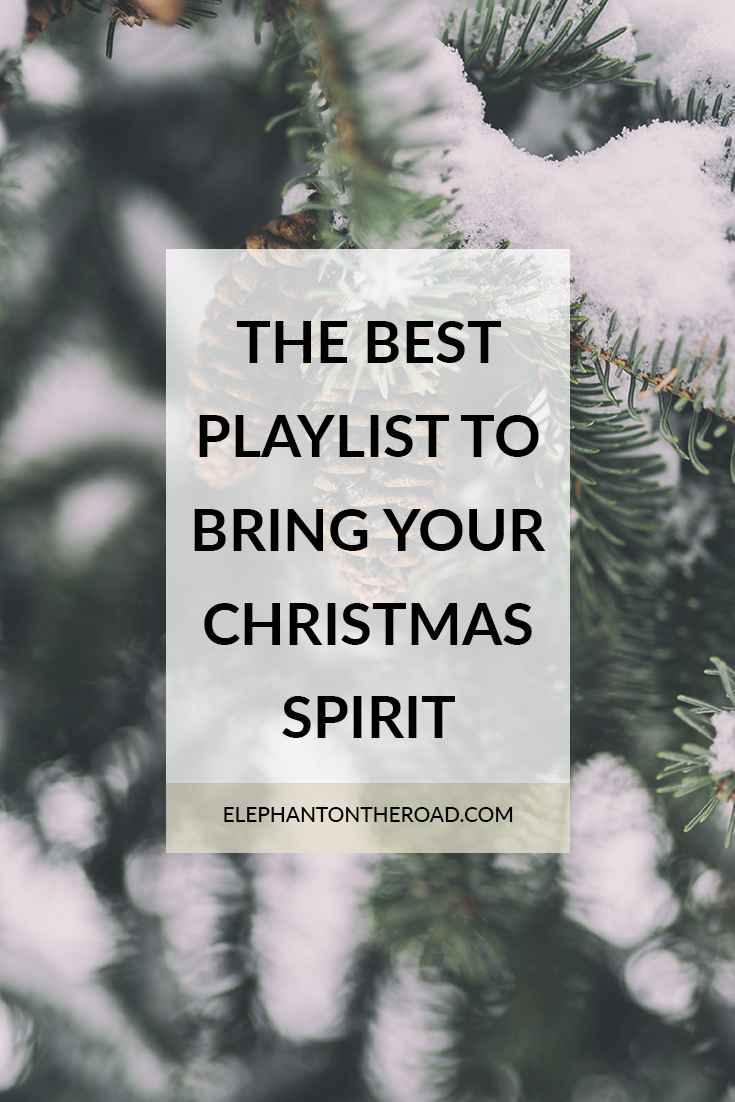 My Christmas Playlist - Spotify and Youtube | // Jadore Christmas ...