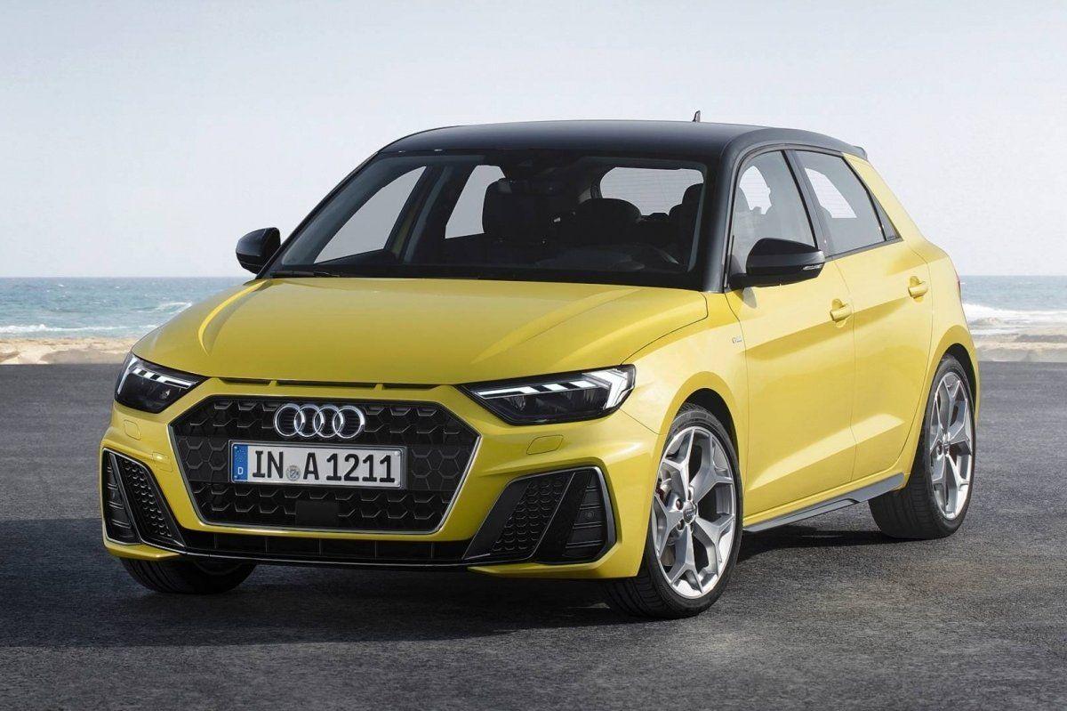 2018 New Audi A1 New Audi Car Audi A1 Sportback Audi A1