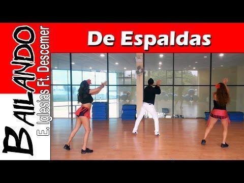 """BAILANDO """"coreografia"""" CESAR GUEVARA - YouTube"""