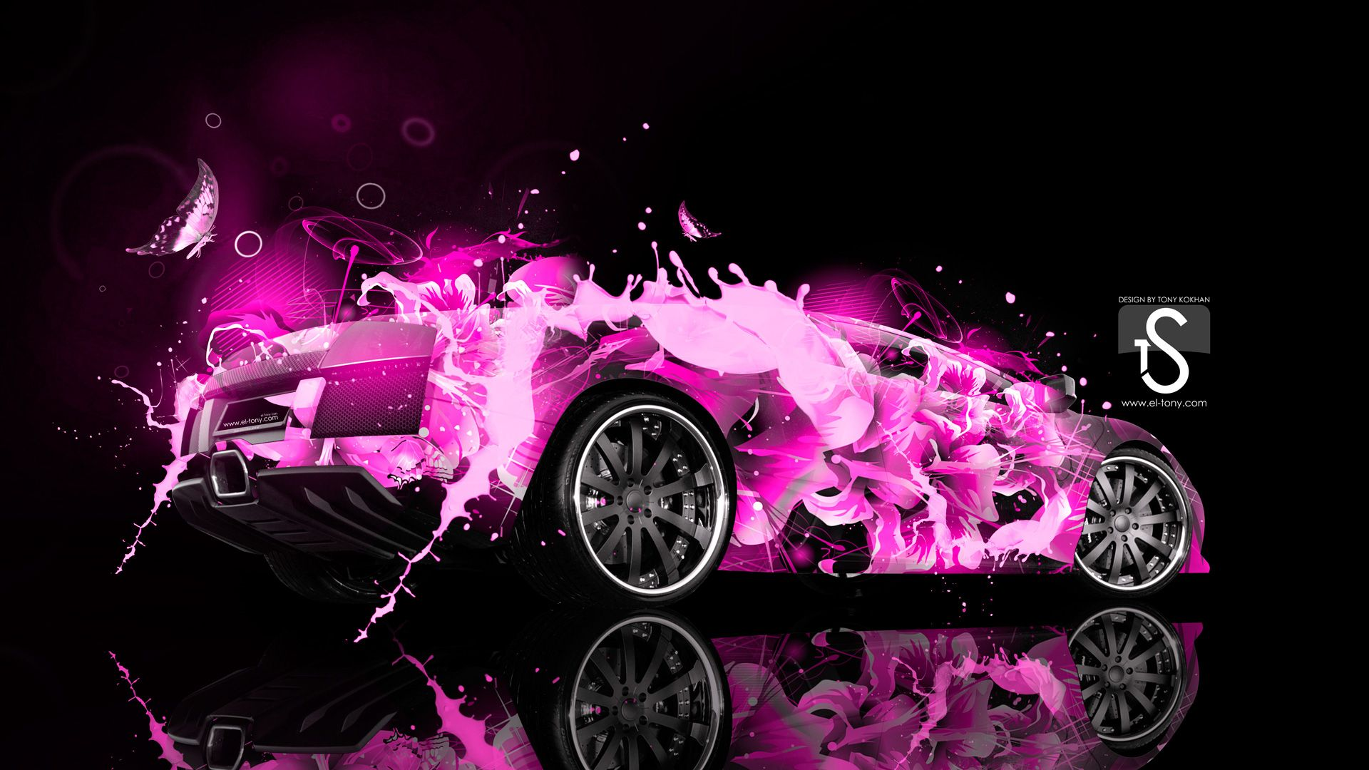 Abstract Lamborghini Murcielago Hd Wallpaper Car Lamborghini