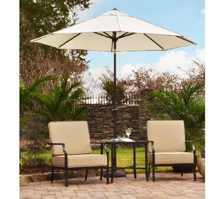 Scott Living Crank Tilt Umbrella With Cover This Is The Perfect Accessory To Bring Some Shade On Those Hot Summer Days