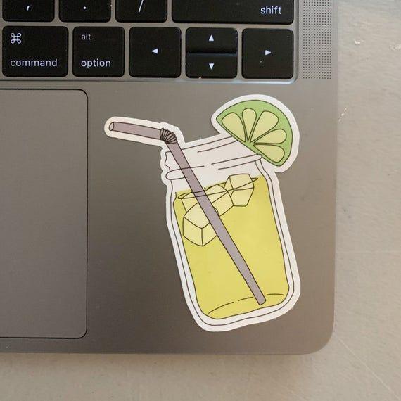 Lime Margarita | Sticker