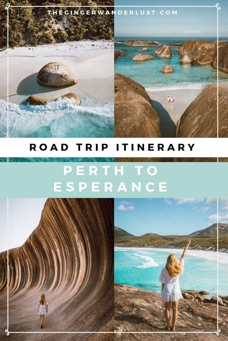Perth to Esperance Road Trip Itinerary - The Ginger Wanderlust