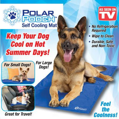 Polar Pooch Self Cooling Mat Dog Cooling Mat Your Dog Dogs