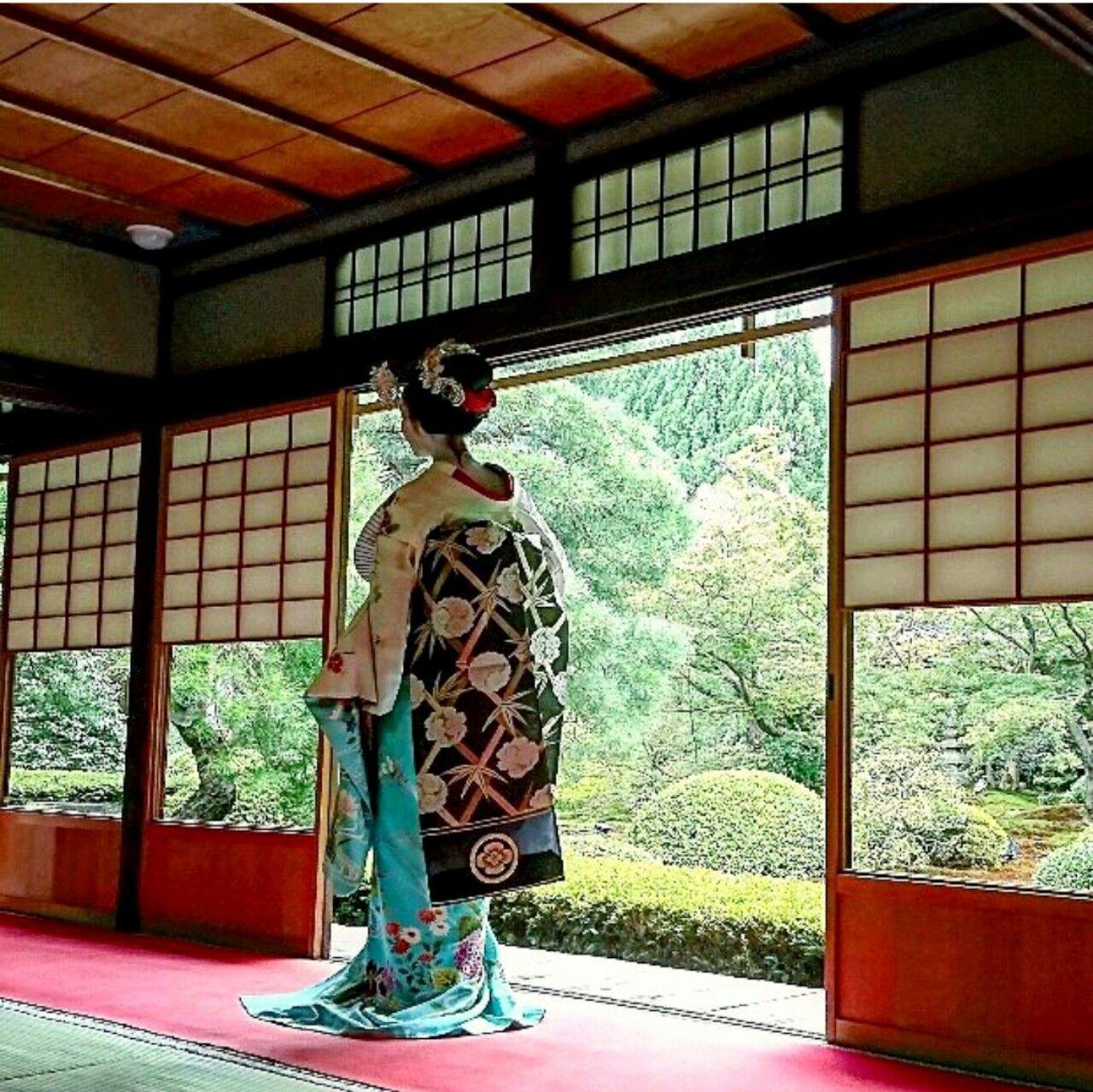 Maiko. Kyoto. Japan