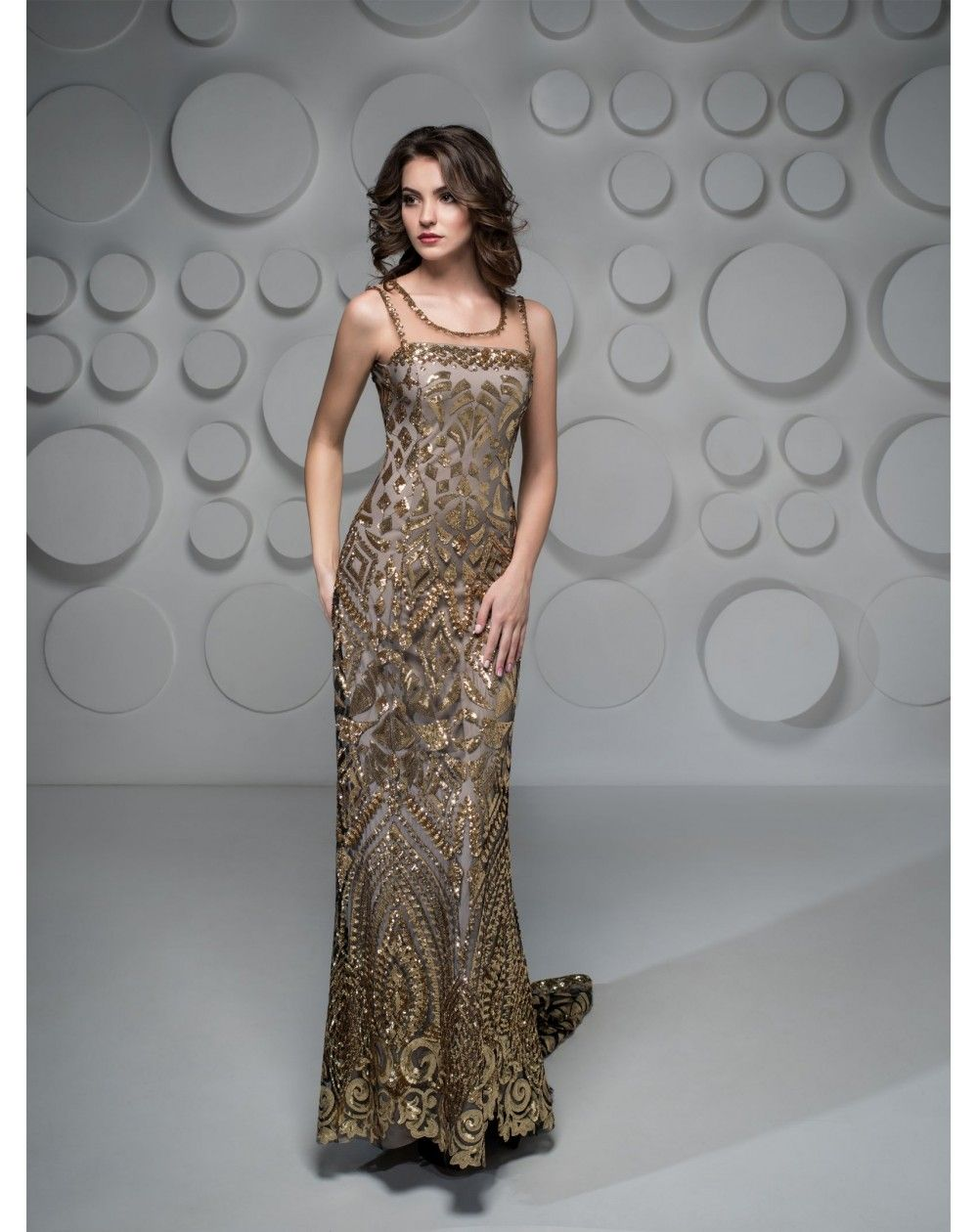 35b2ea700343 Luxusné spoločenské šaty MARGOT Paríž