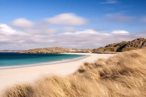 Photographic Print: Traigh Na Beirigh (Reef Beach), Isle of Lewis, Outer Hebrides, Scotland by Nadia Isakova : 36x24in #outerhebrides Photographic Print: Traigh Na Beirigh (Reef Beach), Isle of Lewis, Outer Hebrides, Scotland by Nadia Isakova : 36x24in #outerhebrides