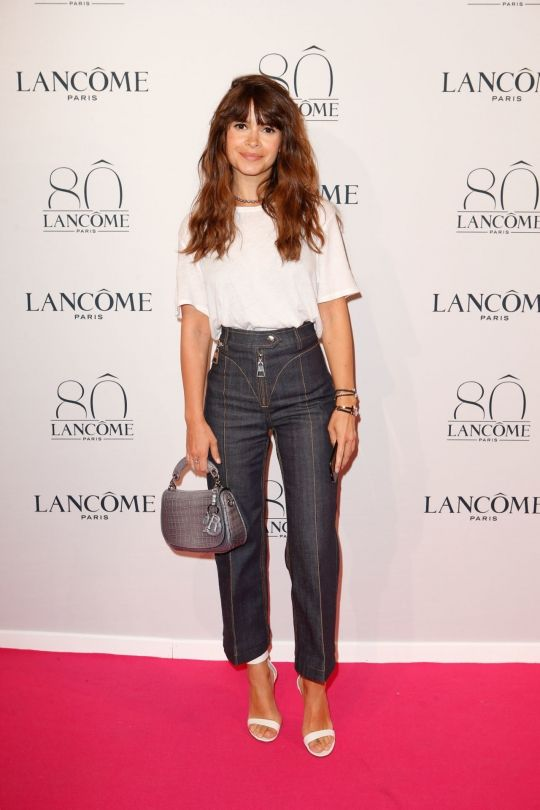 Lancôme hosts WÔW party in Paris to celebrate 80 years - Vogue Australia