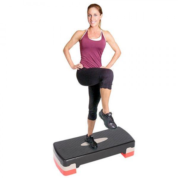 27++ Tone fitness aerobic step ideas