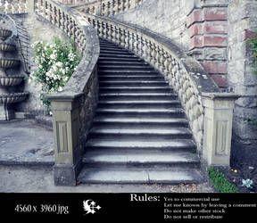 alte Treppe von Eerilyfair-Stock   – Stairs