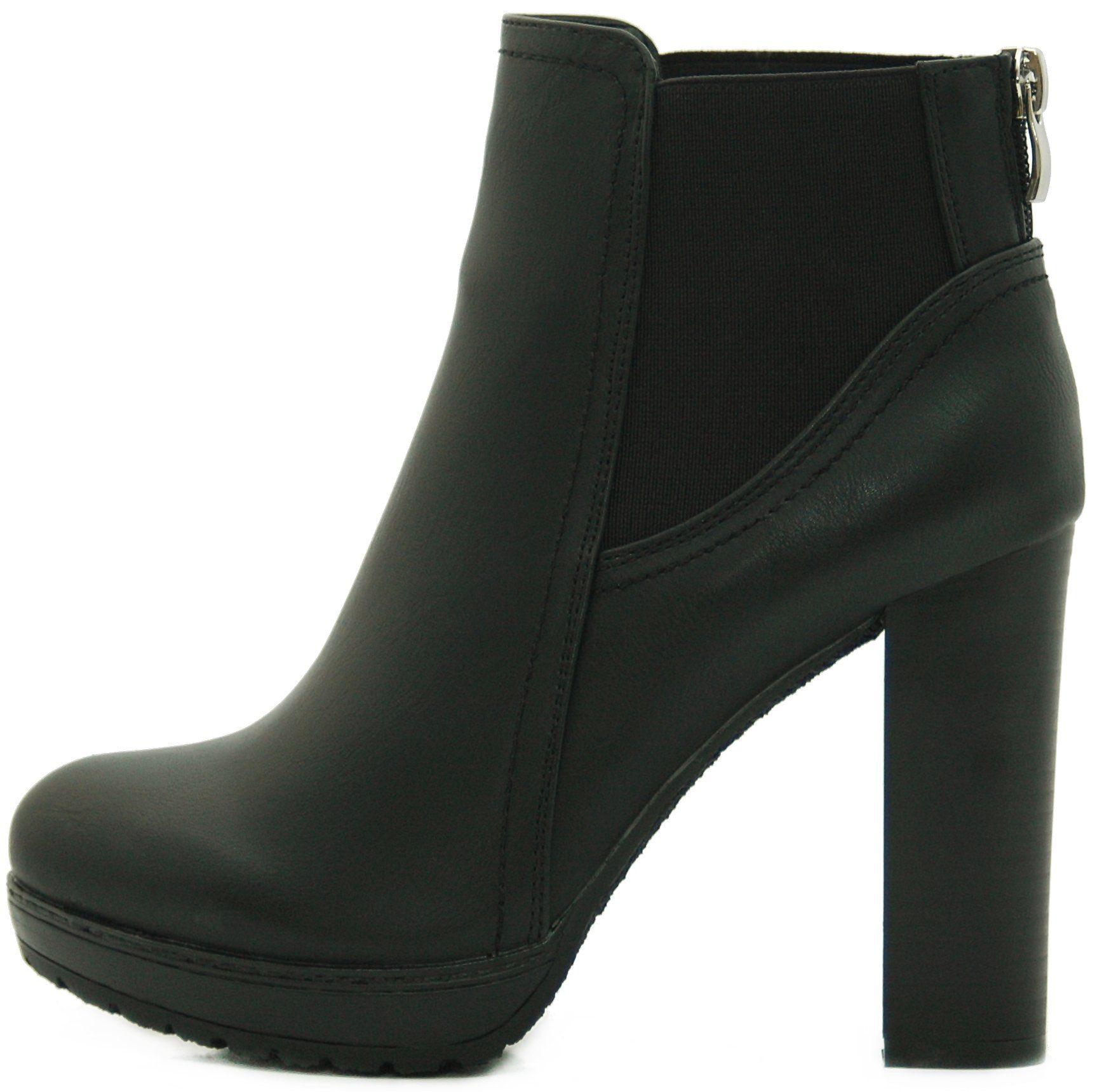 Kayla Shoes Chelsea Boots Plateau Stiefeletten mit