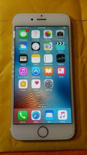 Apple Ng492ll Iphone 6 16gb Gold Smartphone Factory Unlocked Ebay Iphone Organization Apple Store Gift Card Apple Phone