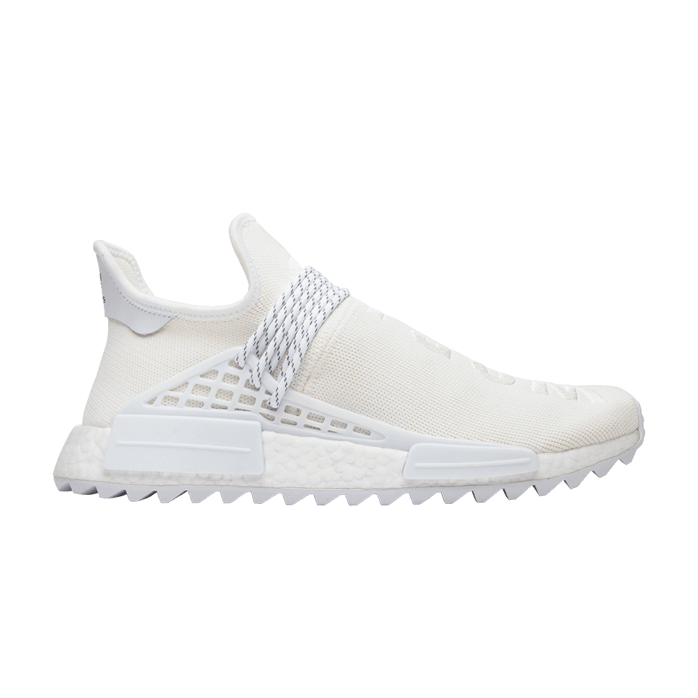 f84e7fc60 Shop Pharrell x NMD Human Race Trail  Blank Canvas  - adidas on GOAT. We  guarantee authenticity on every sneaker purchase or your money back.