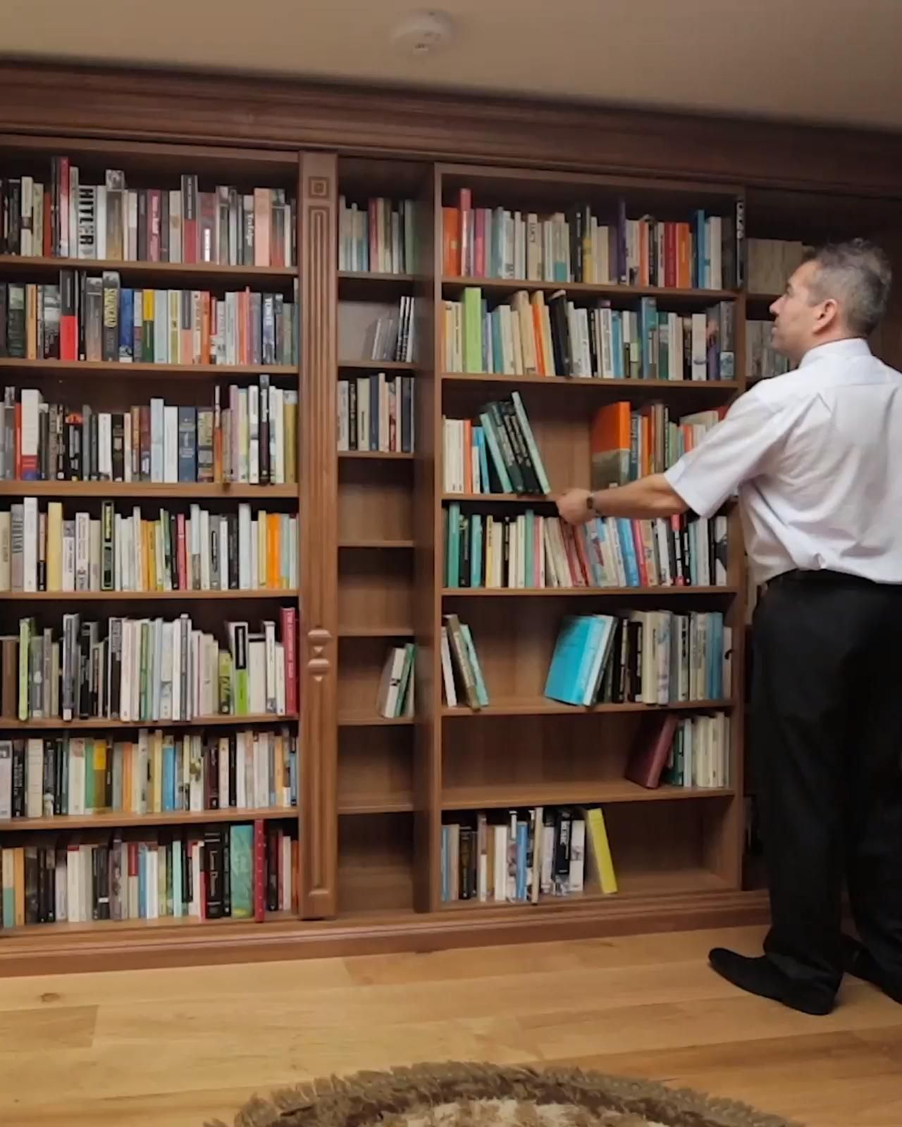 Fitted Home Libraries