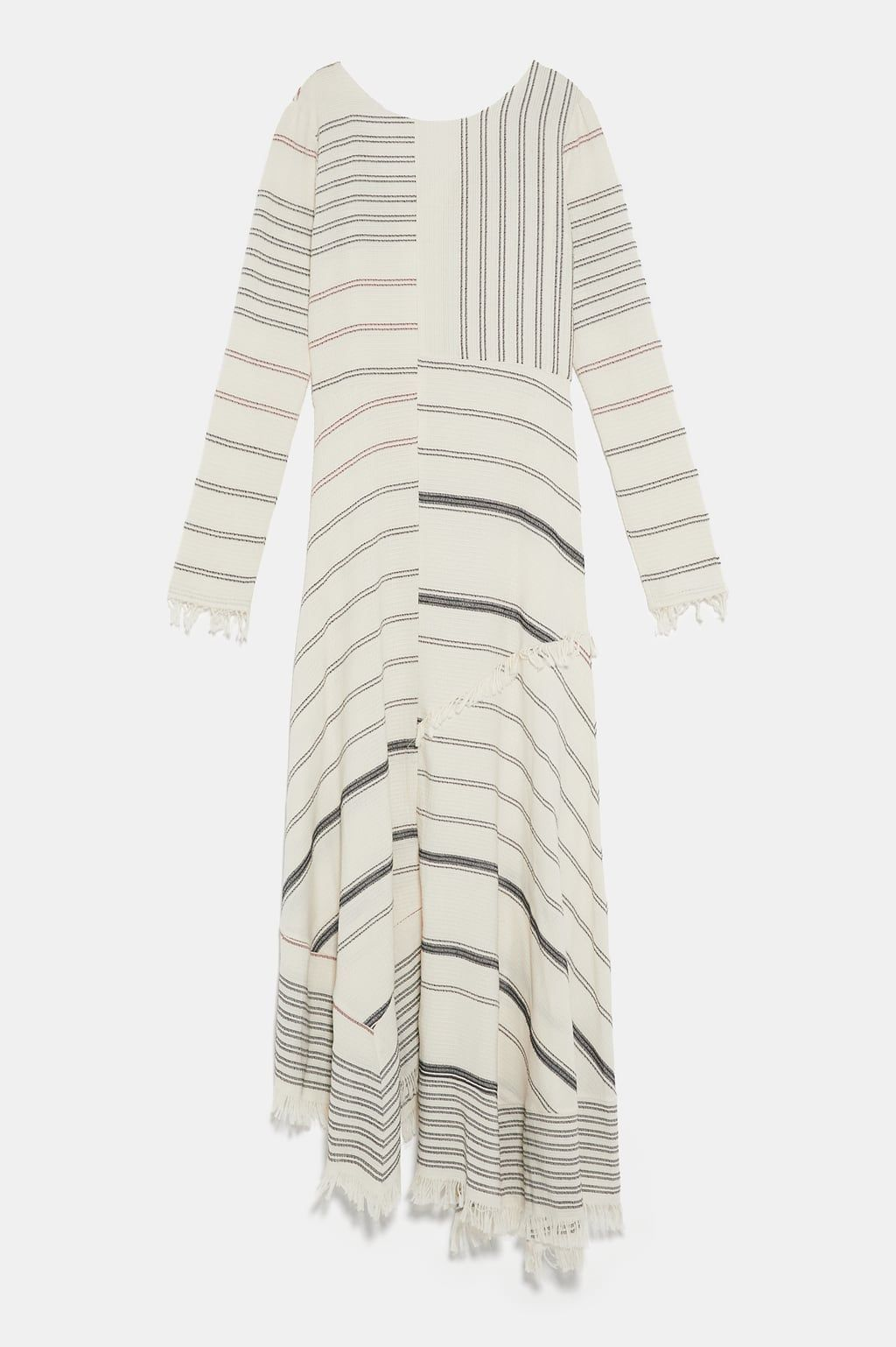 6d54a69bcd Limited edition zara studio striped dress in 2019 | Garb | Striped ...