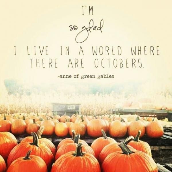 fall, autumn, quotes, sayings, image, so glad  Autumn, the Years Last L...