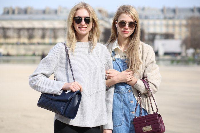 Paris Fashion Week Street Style Fall 2015 | Teen Vogue