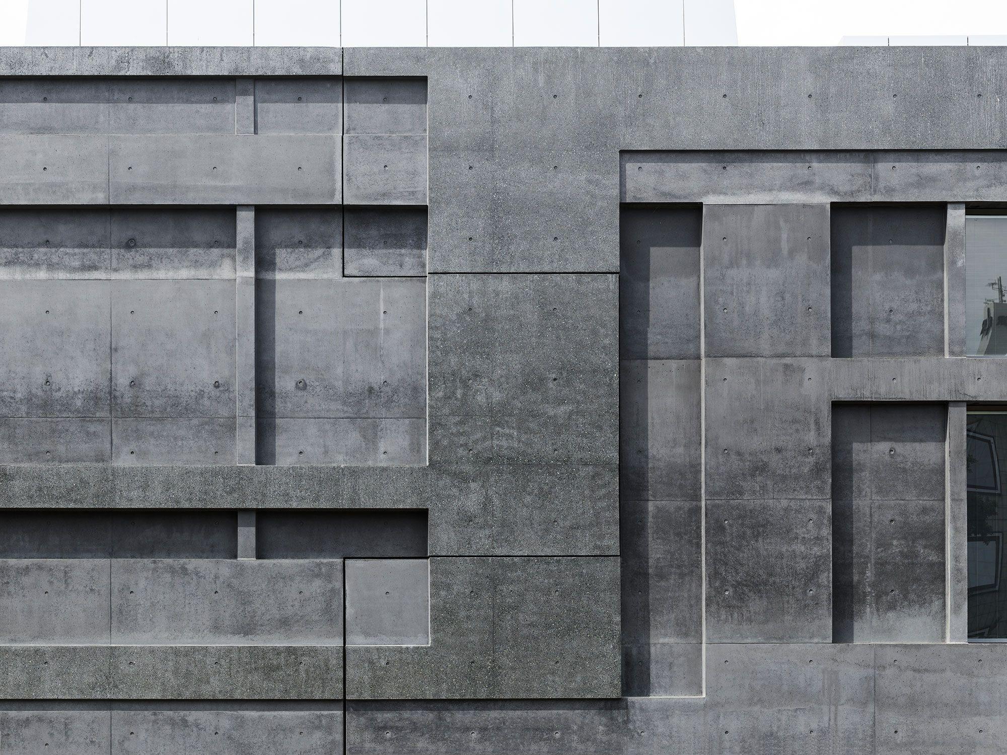 Neo brutalismus in hannover museumserweiterung von meili for Architektur brutalismus