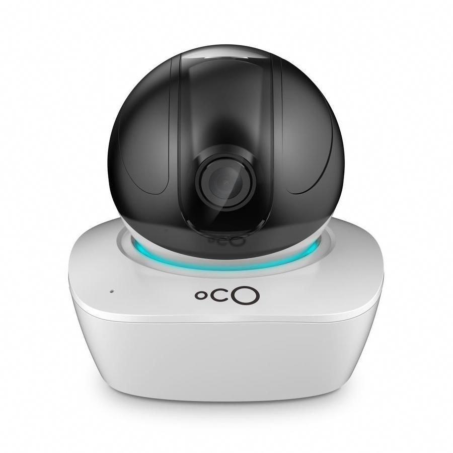 Oco Ocomotion Hardwired Wired Or Wireless Smart Indoor Security Camera Ocomotion In 2020 Security Camera Best Security System Wireless Security System