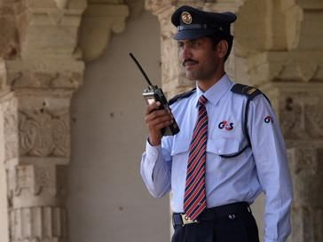 G4S Security Guards Services  Security Services Providers India  Security guard services