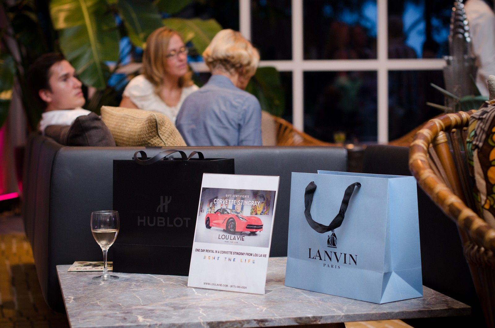 Luxury Lifestyle Showcase at Paramount Bay 2015 - Lanvin Paris, Hublot, Lou La Vie