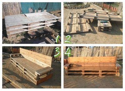 blog de jardin evazion jardin potagerloisirs suivi des plantationsrcoltes - Fabriquer Salon De Jardin En Palette