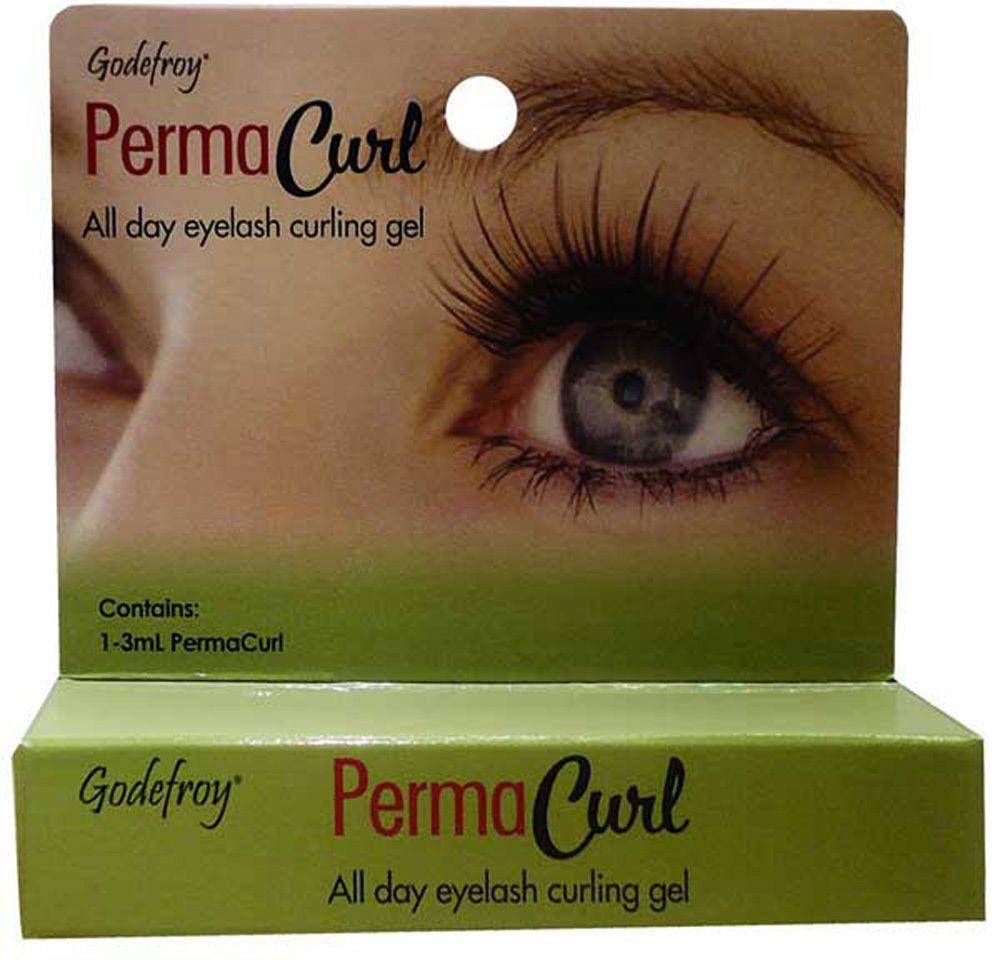Godefroy Perma Curl All Day Eye Lash Curling Gel Clear 33045